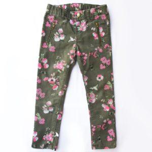 Floral Tots Jeans